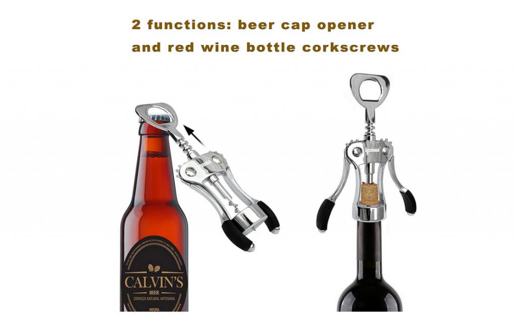 Avis décapsuleur Ipow : ouverture bouteille bière